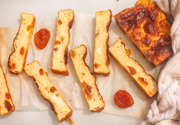 פשטידת גבינה מתוקה ללא גלוטן