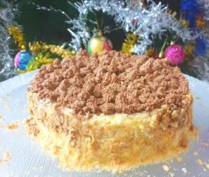 עוגת קייבסקי ללא גלוטן