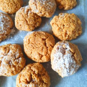 Amaranth flour gluten free cookies