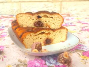 עוגה בחושה ללא גלוטן מרוויון עם הפתעה