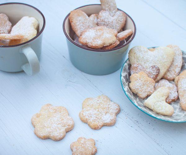 עוגיות חמאה ללא גלוטן- קמחי מקור מול קמח קונדיטור