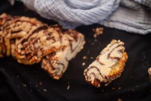 עוגת שמרים קינמון ללא גלוטן