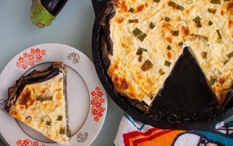 קיש גבינות עם קלתית מחצילים אמא ללא גלוטן