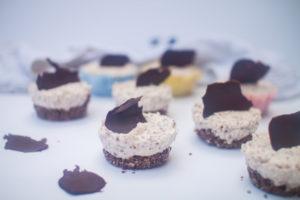 עוגות גבינה אישיות ללא גלוטן