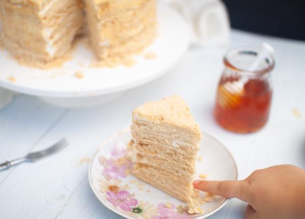 עוגת מדוביק ללא גלוטן
