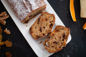עוגת דלעת חורפית משכרת ללא גלוטן